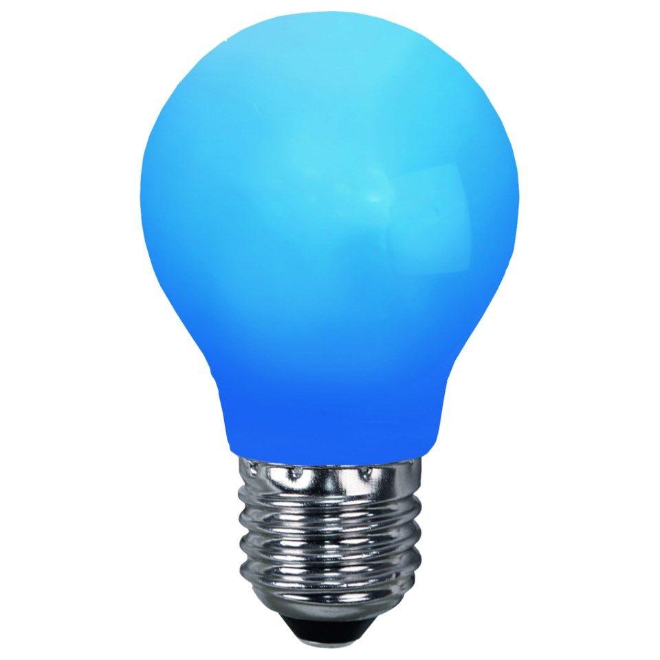 Färgglad LED lampa E27 LED lampor |