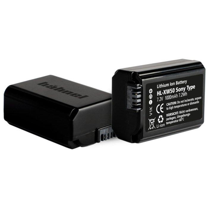 Hähnel Kamerabatteri typ Sony NP-FW50