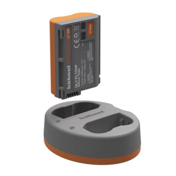 Laddpaket för Nikon EN-EL15