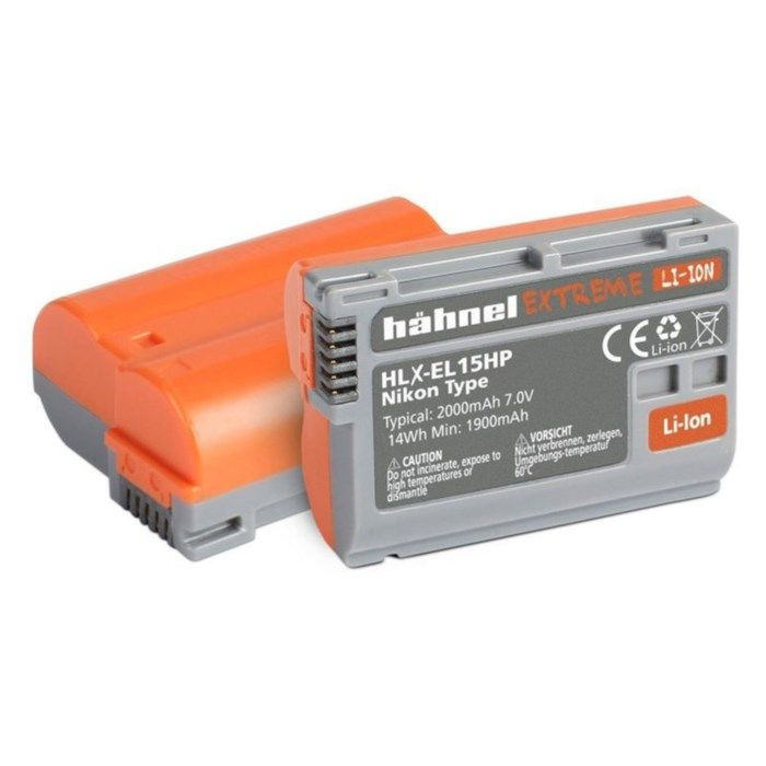 Kamerabatteri typ Nikon EN-EL15