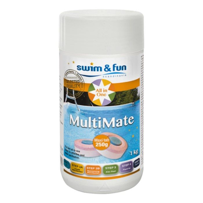 Multimate Kombitabletter 1 kg