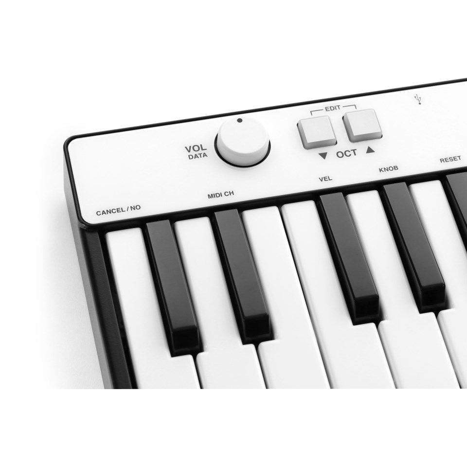 Irig Keys 25 Midi-keyboard