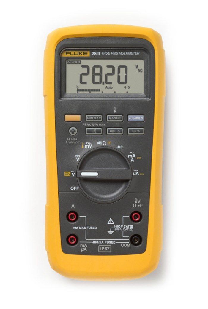 Fluke 28 II Industriell multimeter