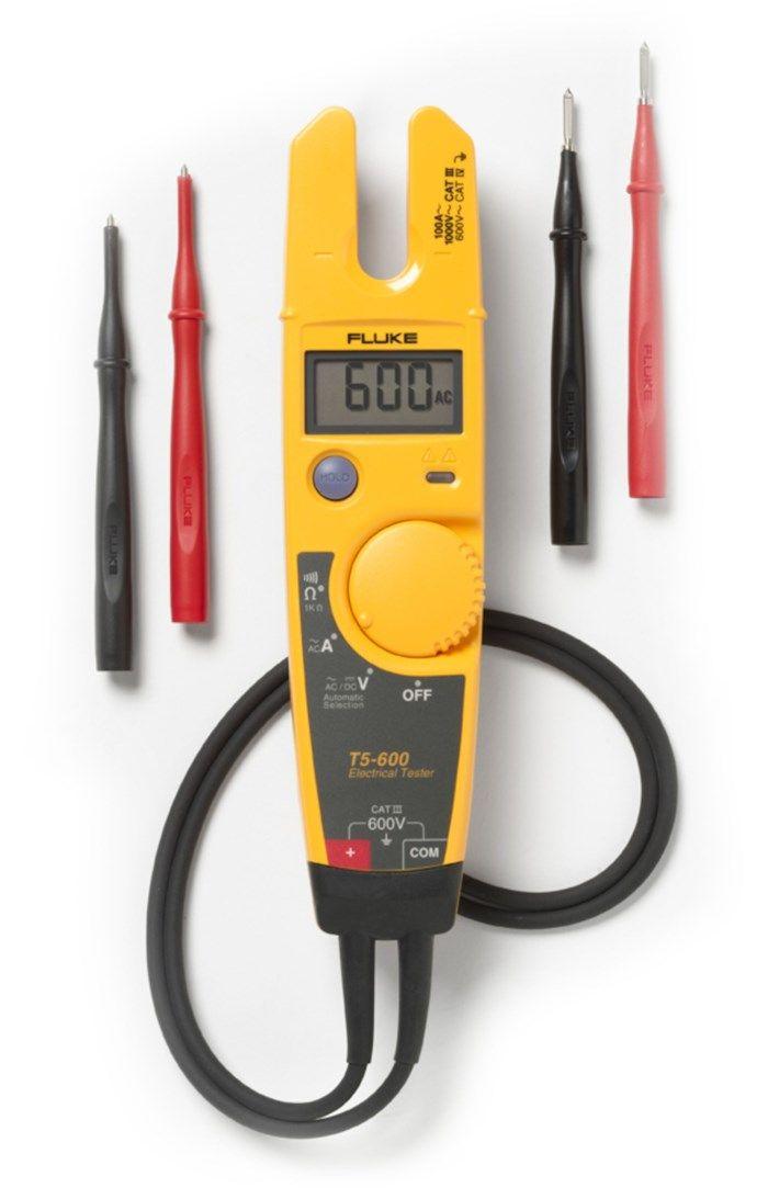Fluke T5-600 Spänningsprovare 600 V