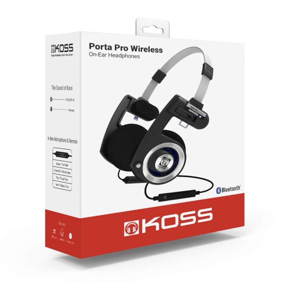 Koss Porta Pro Wireless Bluetooth-headset