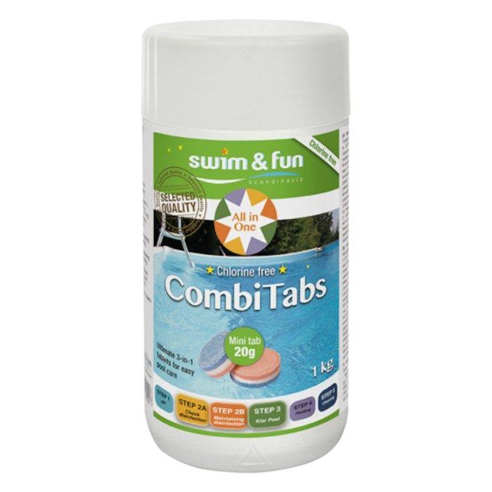 Combitabs Kombitabletter 1 kg