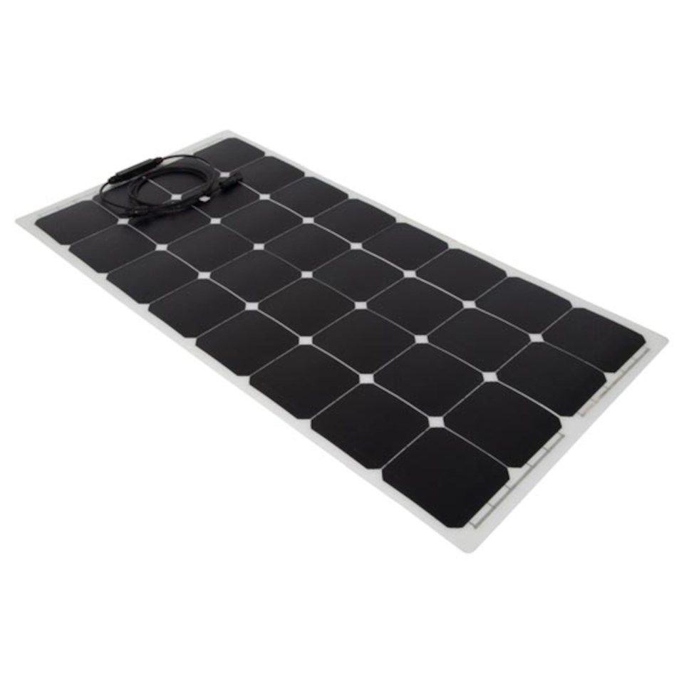 Flexibel solpanel 100 W