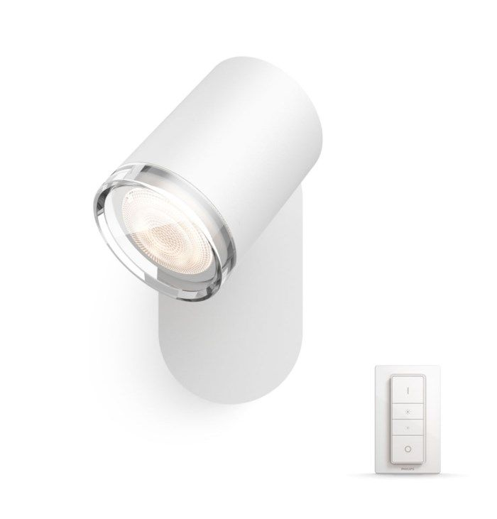Philips Hue Adore LED-armatur 1 spotlight