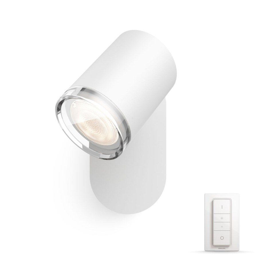 Philips Hue Adore LED-armatur 1 spotlight