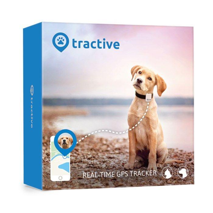 Tractive GPS-tracker för husdjur