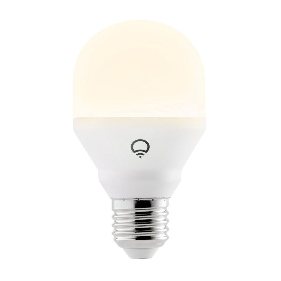 Lifx Mini Smart LED-pære RGB E27 800 lm 1-pk.