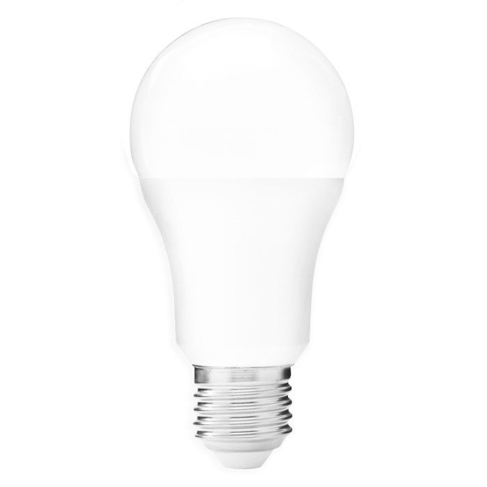 Cleverio Fjärrstyrd lampa E27 600 lm