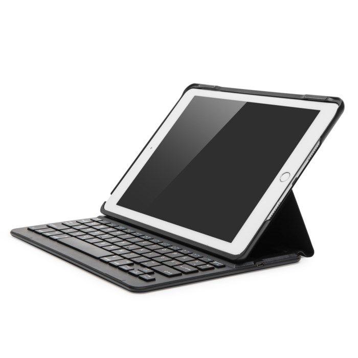 Linocell Fodral med tangentbord för iPad Gen 5, 6 och Air 1