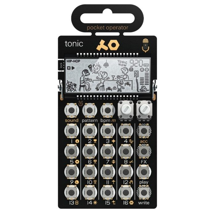 Teenage Engineering PO-32 Tonic Syntheziser