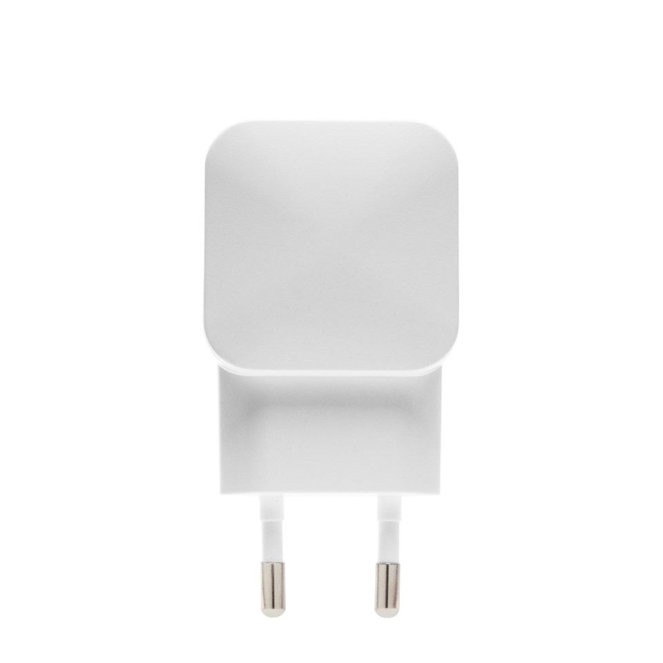 Linocell iPad- och iPhone-laddare Lightning-kabel Vit