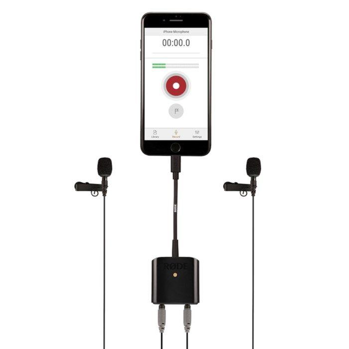 Rode SC6-L Ljudkortskit för iPhone