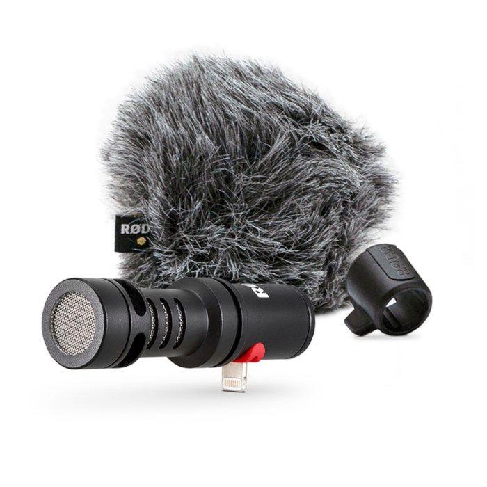 Rode Videomic ME-L Videomikrofon för iPhone