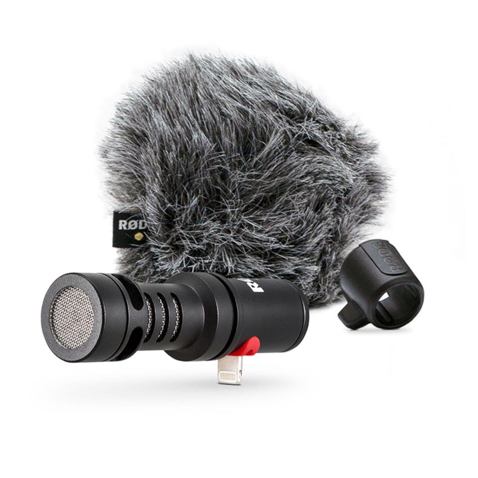 Rode Videomic ME-L Videomikrofon for iPhone