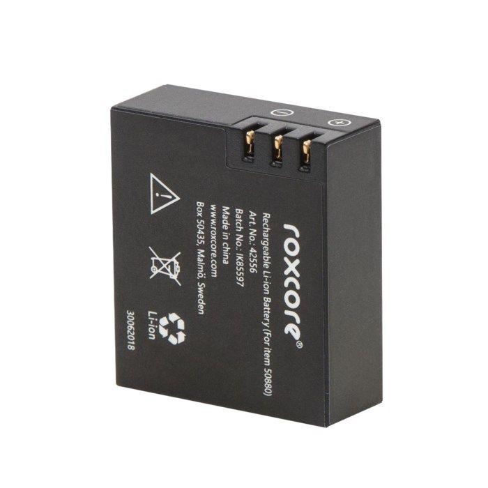 Kamerabatteri typ Roxcore 720p