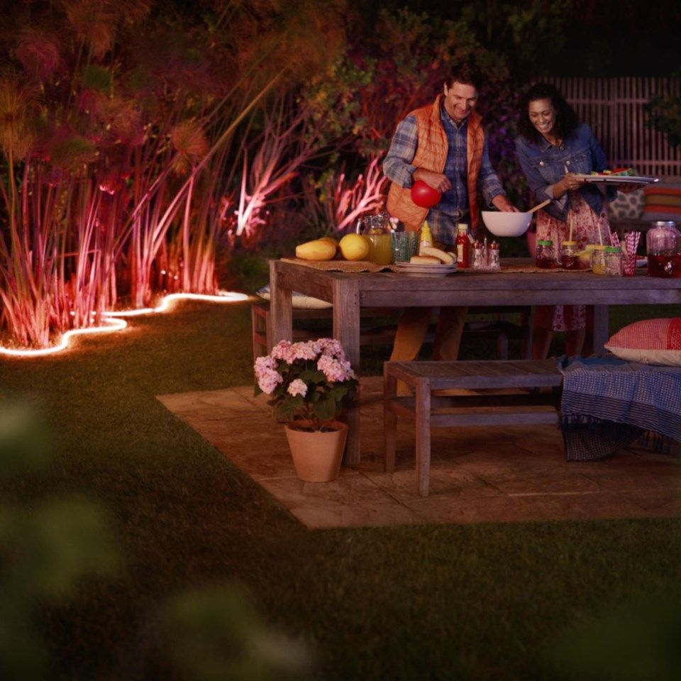 Philips Hue Lightstrip Outdoor RGB LED-list 5 m