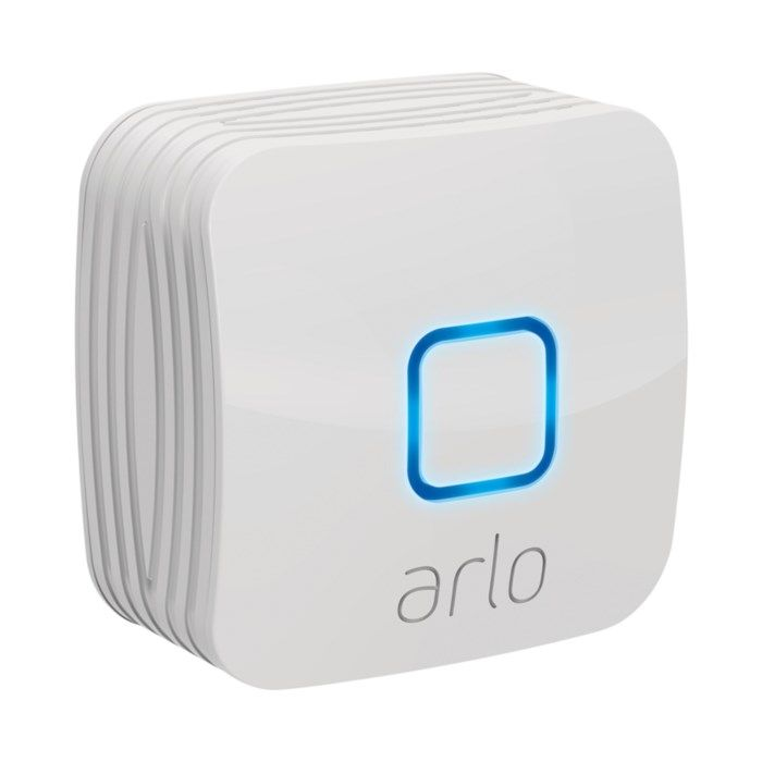 Arlo Security light Brygga
