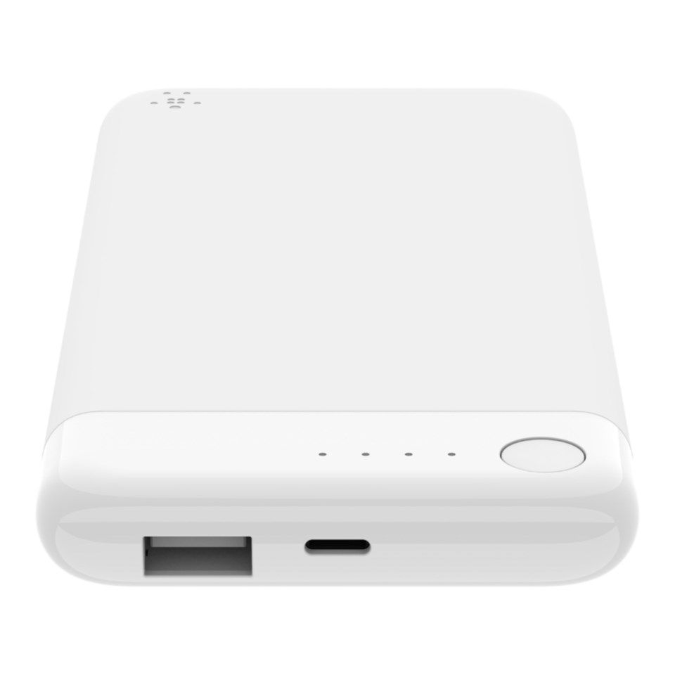Belkin Boost Charge Lightning-powerbank 5000 mAh Vit