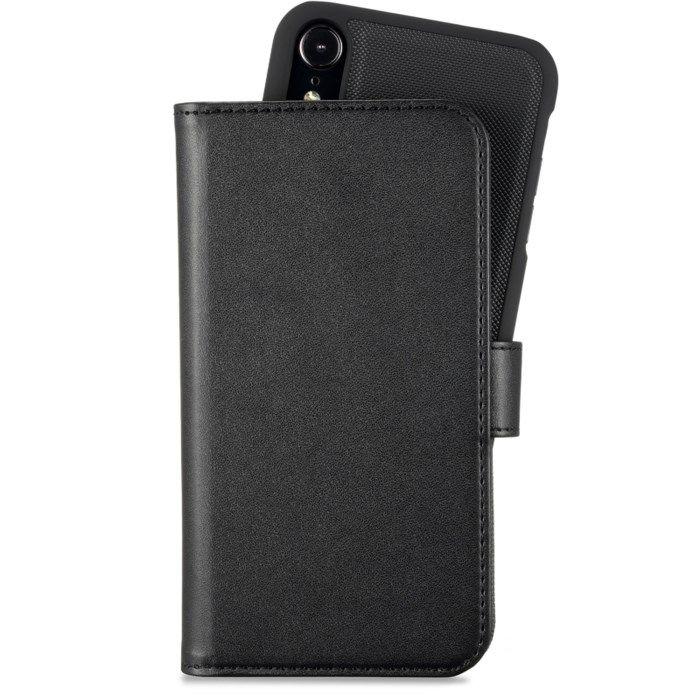 Stor magnetisk mobilplånbok för iPhone Xr