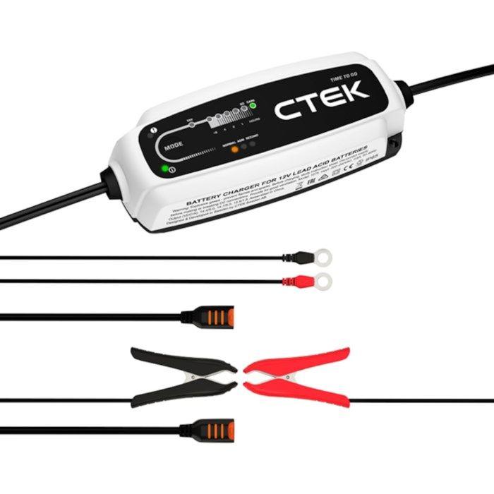 Ctek CT5 Time to go Batteriladdare 5 A