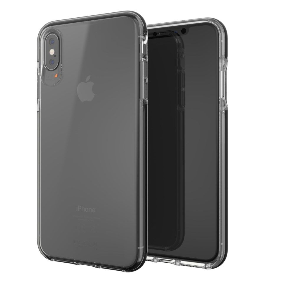 Gear4 Crystal Palace Robust mobildeksel for iPhone Xs Max
