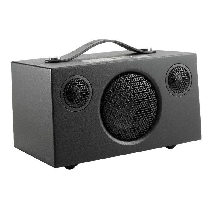 Audio Pro Addon C3 Multiroom-högtalare Svart