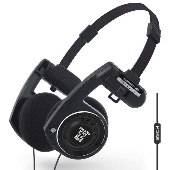 Koss Porta Pro 3.0 On-ear-headset Svart