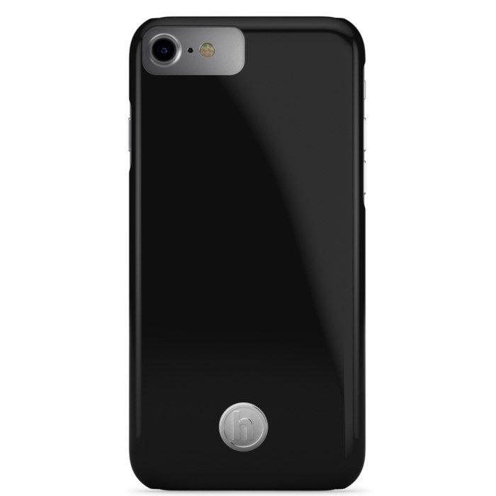 Holdit Paris Lava Black Silk Magnetiskt mobilskal