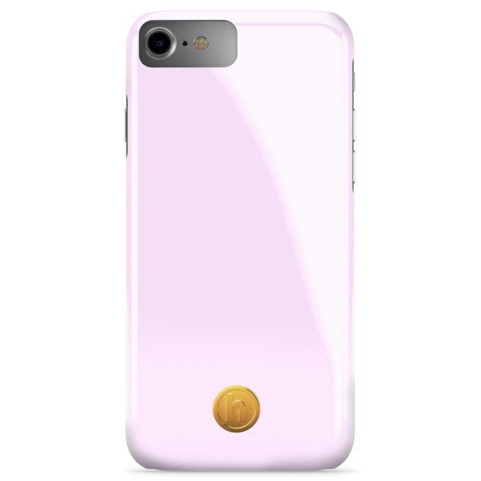 Holdit Paris Bubble Pink Silk Magnetiskt mobilskal