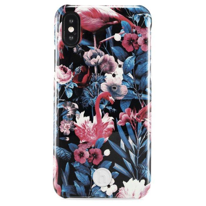 Holdit Paris Flamingo Garden Magnetiskt mobilskal