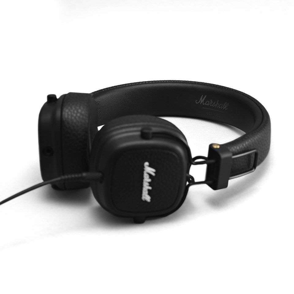 Marshall Major III On-ear-headset Svart