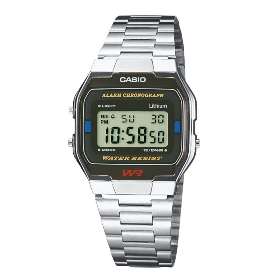 Casio A163-WA Multifunktionsklocka