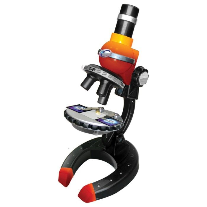 Alga Microscope HD Mikroskop för barn
