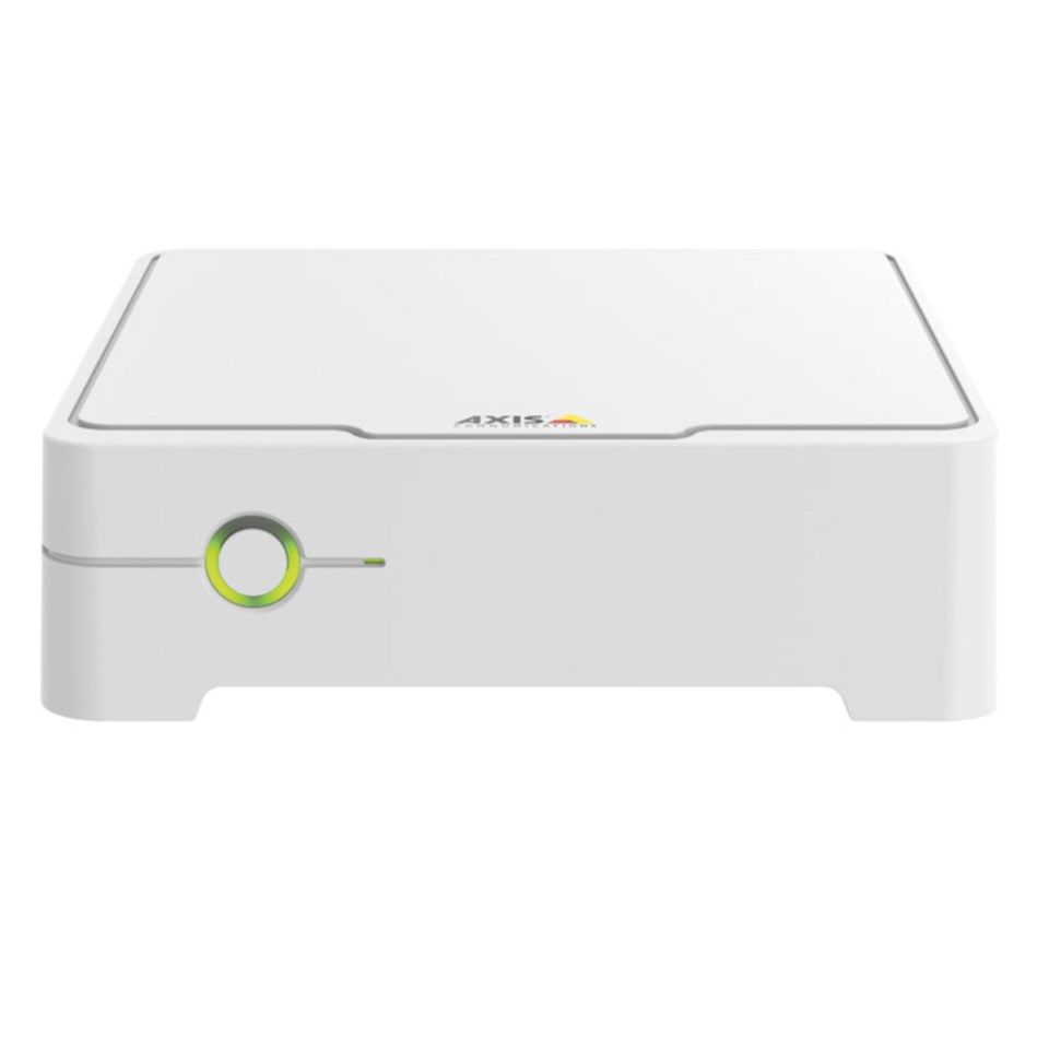 Axis Companion Recorder 4CH NVR 1 TB