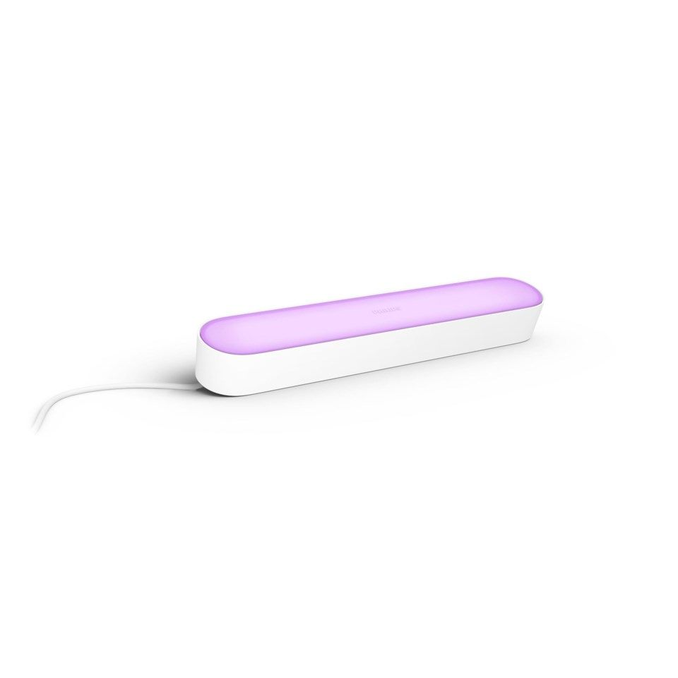 Philips Hue Play Bords- och vägglampa Vit 1-pack