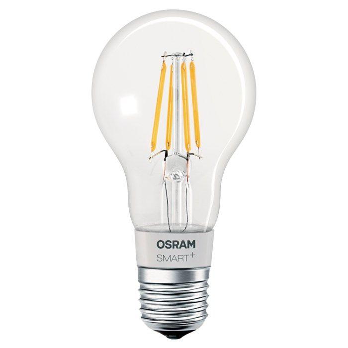 Osram Smart+ Filament Smart LED-lampa E27 650 lm