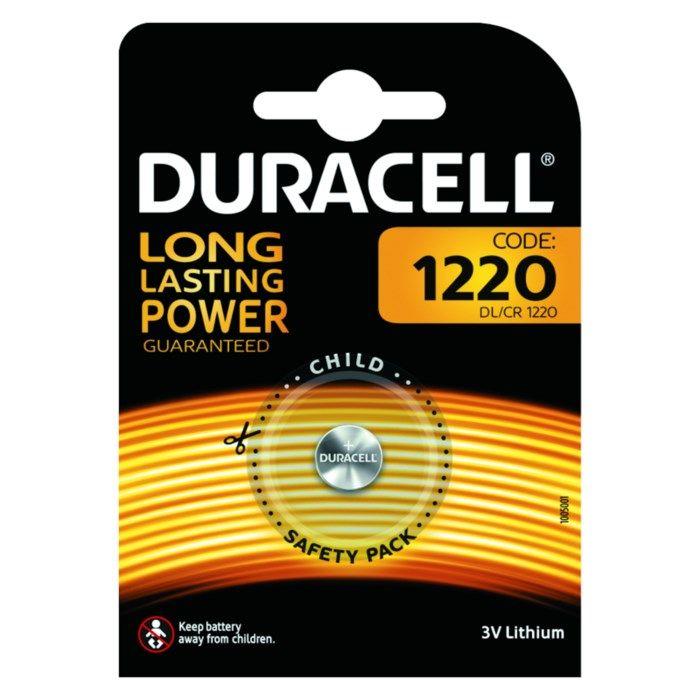 Duracell Litiumbatteri CR1220