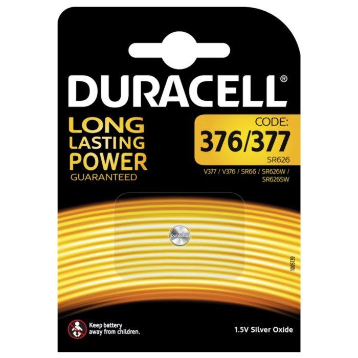 Duracell Knappcellsbatteri SR626 (377)