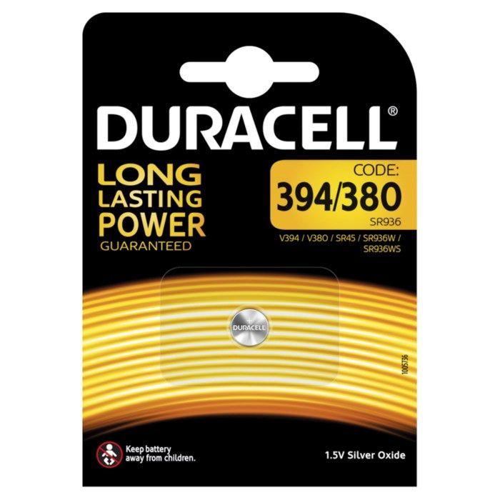 Duracell Knappcellsbatteri SR45 (394)