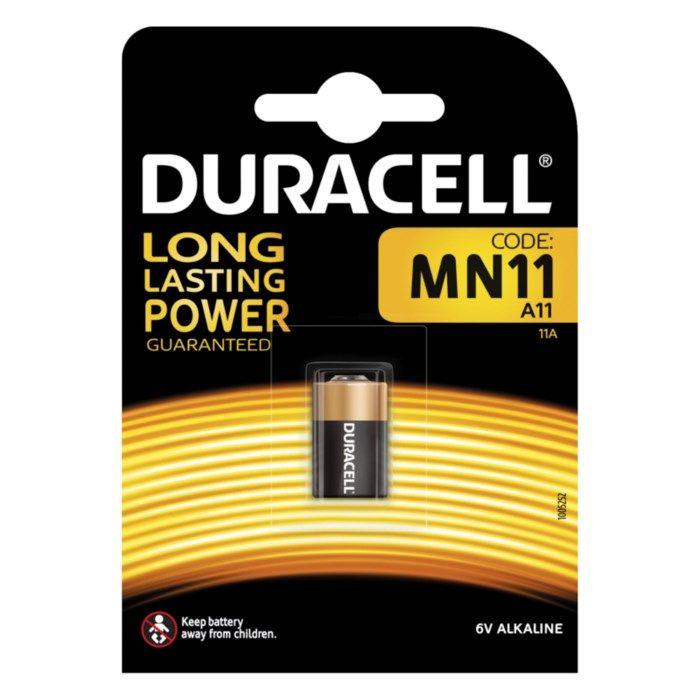 Duracell Alkaliskt 11A-batteri (LR-11A)