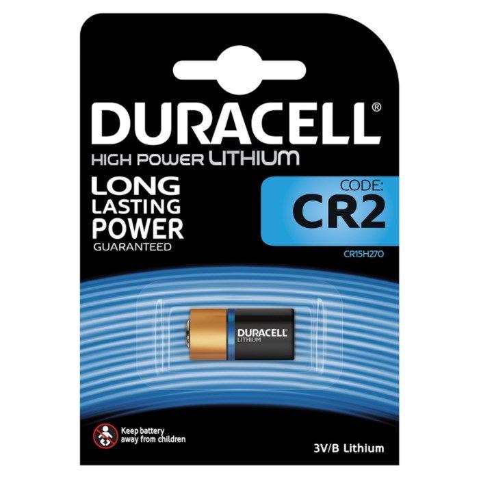 Duracell Ultra CR2 Litiumbatteri