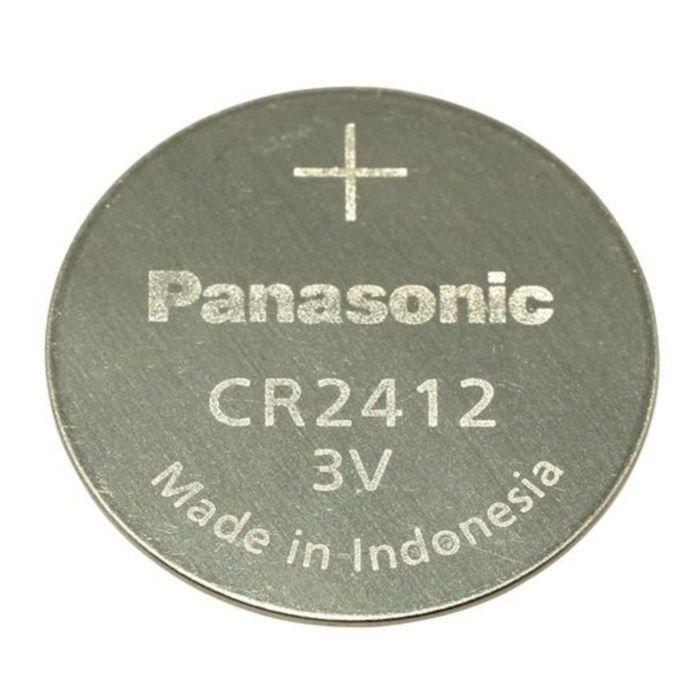 Panasonic Litiumbatteri CR2412