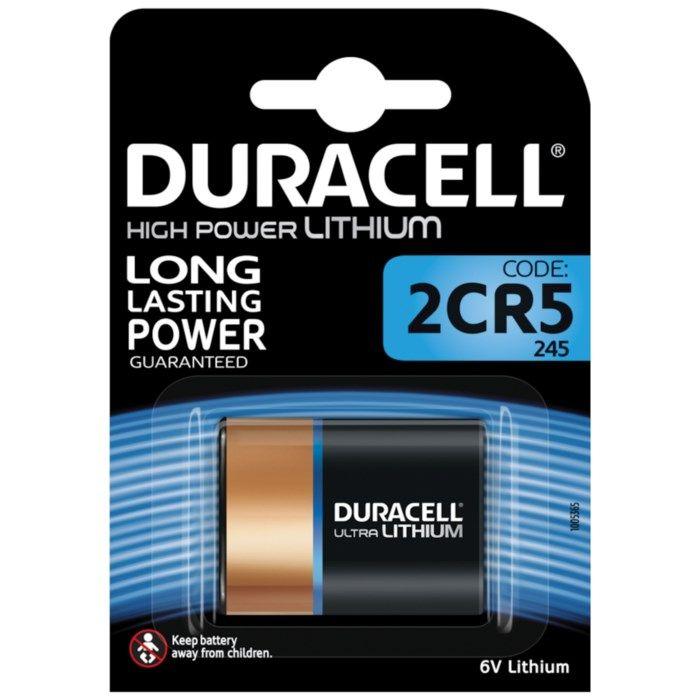 Duracell Ultra 2CR5 Litiumbatteri
