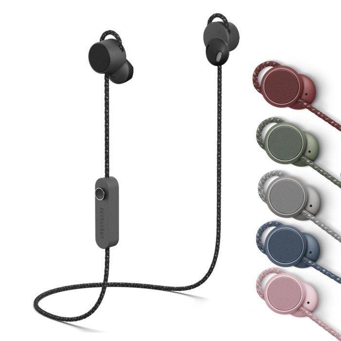 Urbanears Jakan Bluetooth-headset Svart