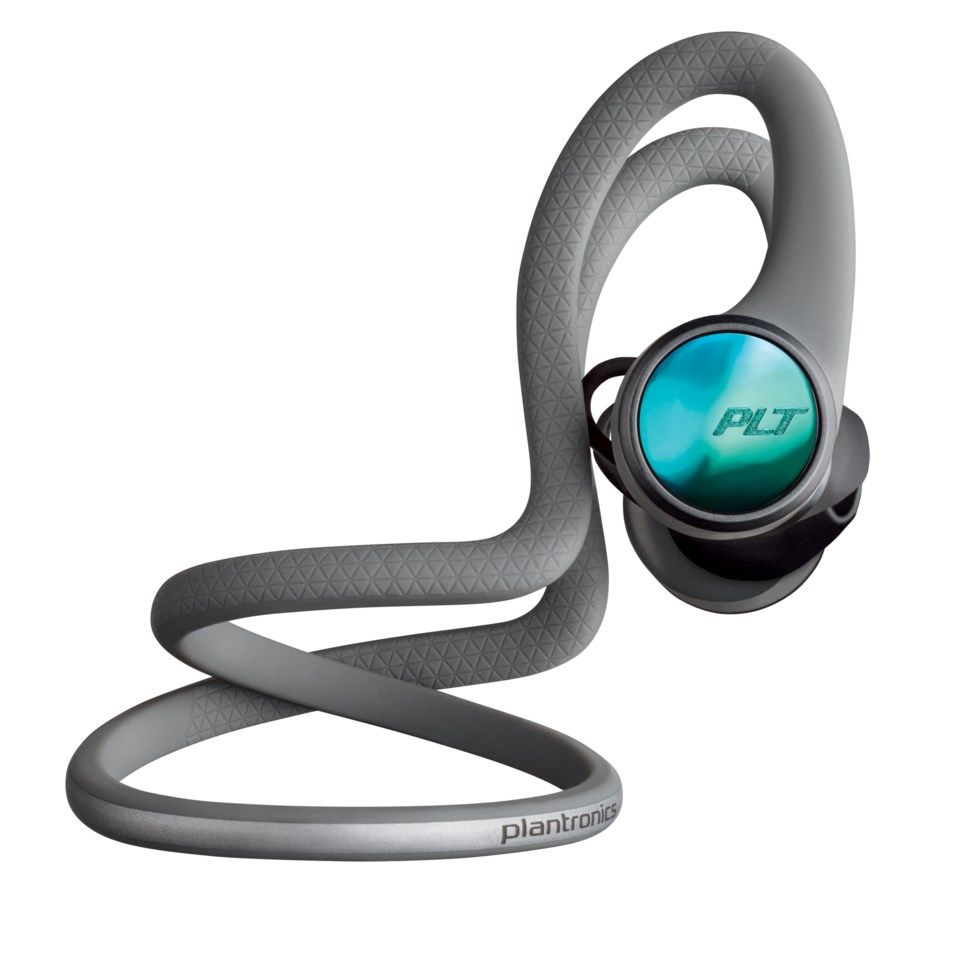 Plantronics BackBeat Fit 2100 Trådlöst headset Grå