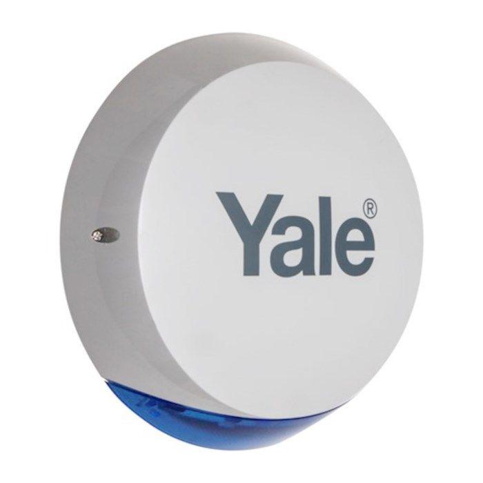 Yale Utomhussiren för larmsystem